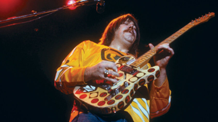 accidente de Terry Kath