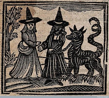 Casos de brujería
