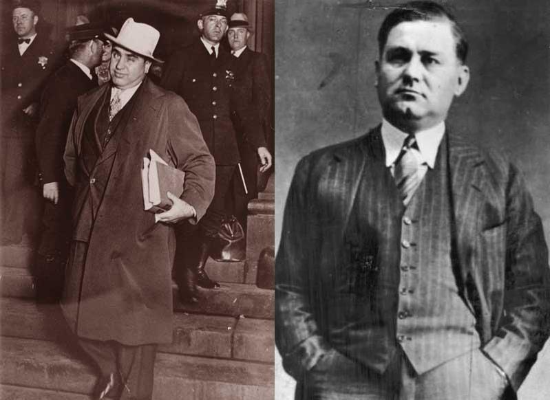 Al Capone - Bugs Moran