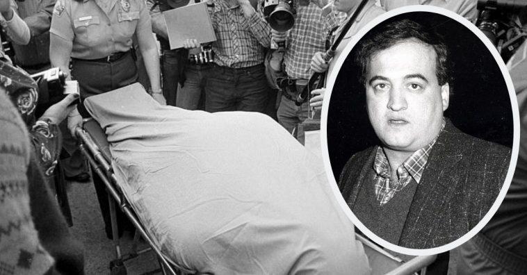 john belushi funeral