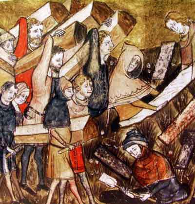 gran hambruna 1315