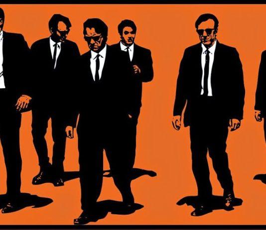 película Reservoir Dogs