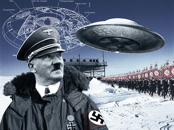 aliens nazis