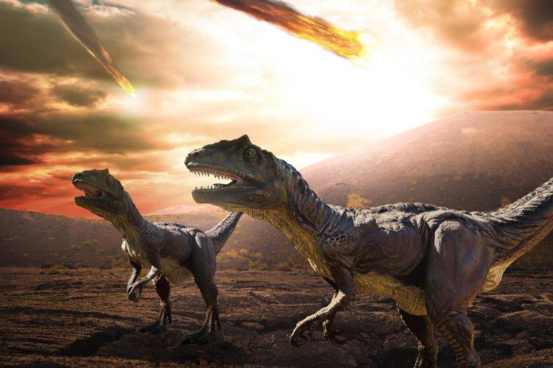 extincion dinosaurios