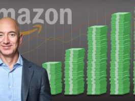 fortuna de Jeff Bezos