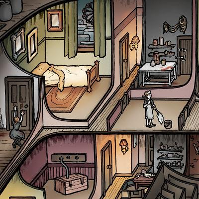 habitaciones de hotel Holmes