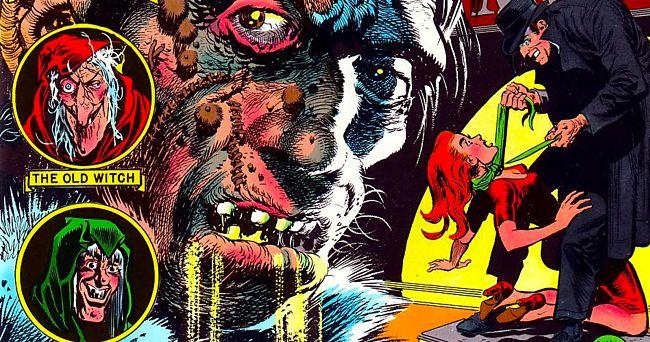 comics de terror años 40
