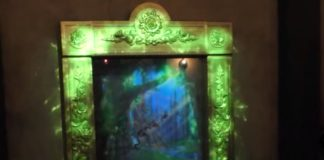 espejo mágico de Disney