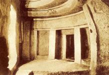 misteriosas ruinas de la antigüedad