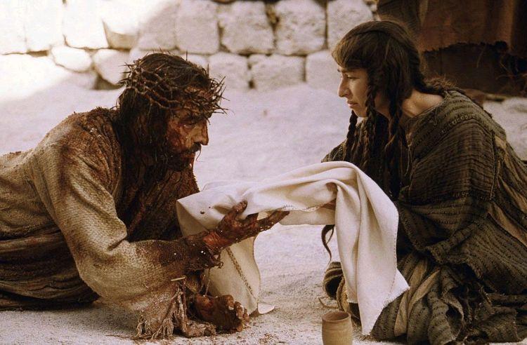 Caviezel La Pasión de Cristo
