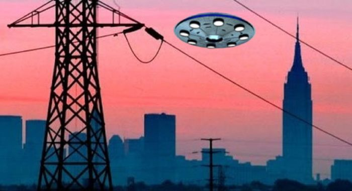 UFO Nanesti