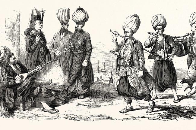 Caida del imperio otomano