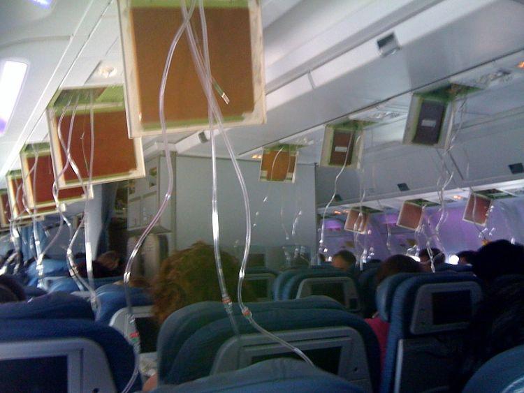 cosas interesantes de un avion