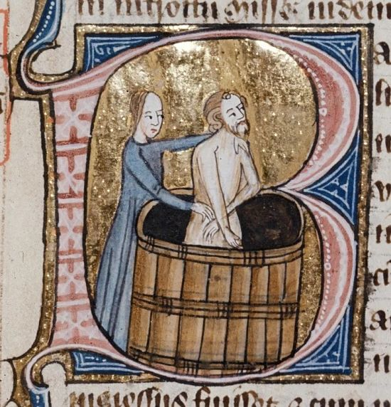higiene medieval