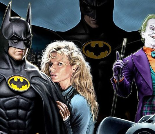 Batman de Tim Burton