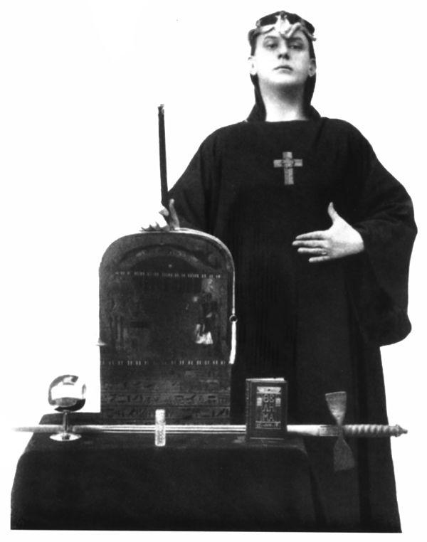 Crowley primeros años