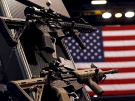 armas de fuego en Estados Unidos