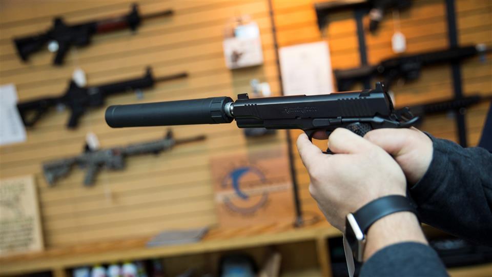 armas mas vendidas en estados unidos