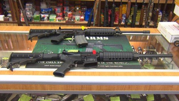 estados que permiten armas en estados unidos