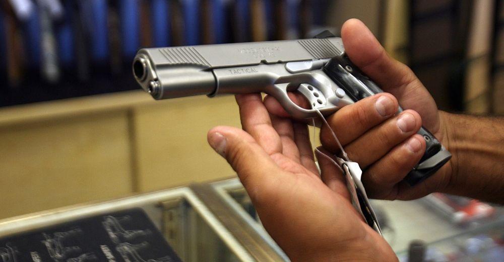 ilegalizacion de las armas