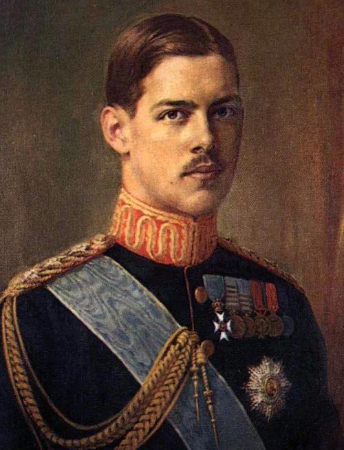 Rey Alejandro de Grecia