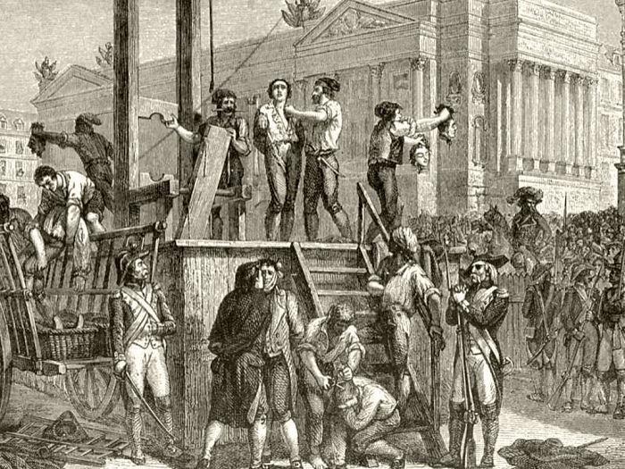 consecuencias sociales revolucion francesa