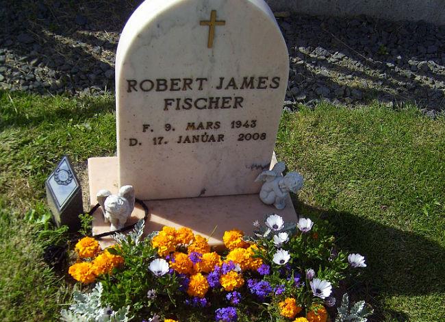 muerte de bobby fischer