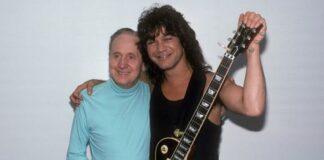 Eddie Van Halen Les Paul