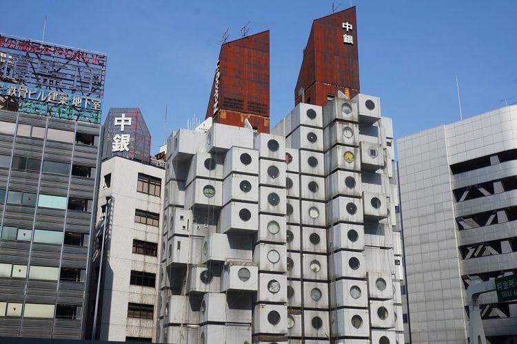 edificio nakagin