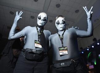 encuentros con extraterrestres