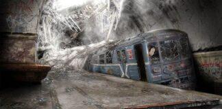 el secreto del metro de Moscú