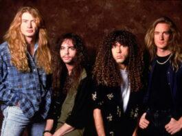 Megadeth Tornado Of Souls