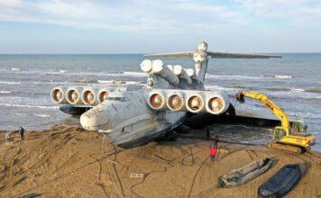 Monstruo del Mar Caspio