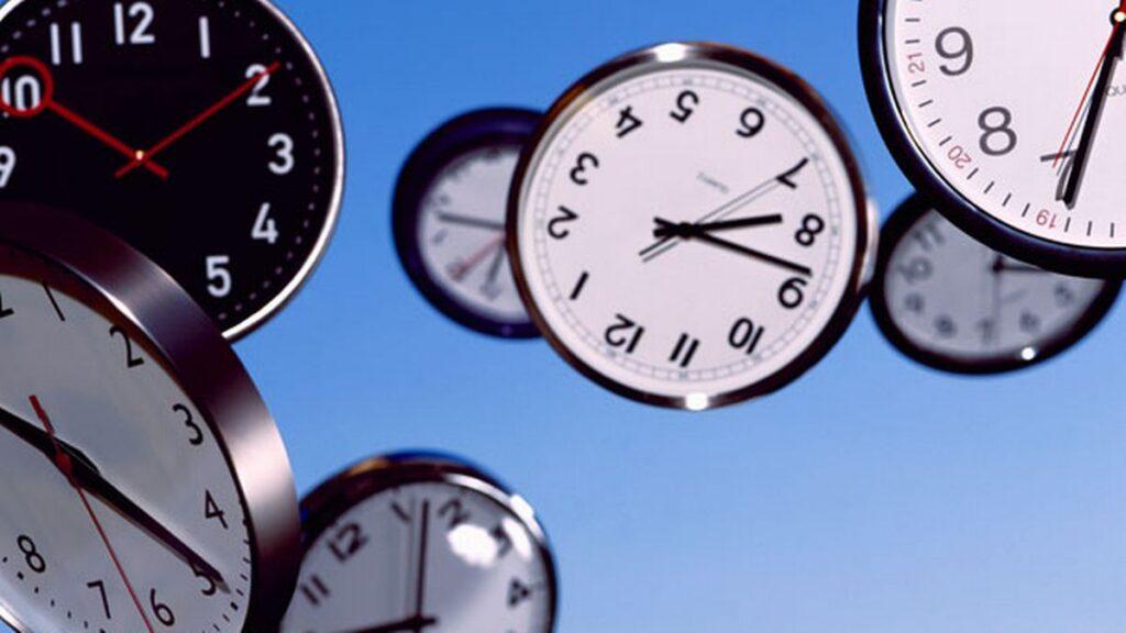 curiosidades sobre el tiempo