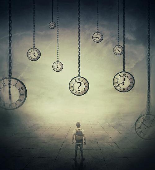 percepcion del tiempo alterada