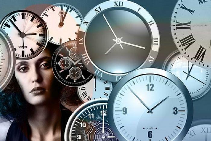 perdida de percepcion del tiempo