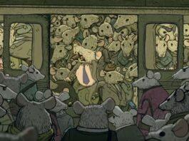 carrera de la rata