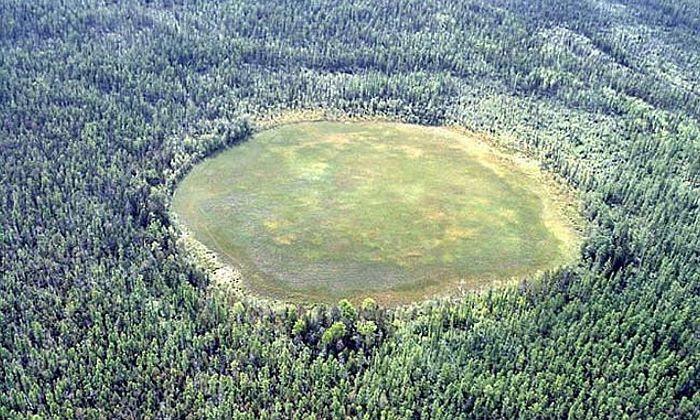 cráter Tunguska
