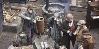 cocina victoriana