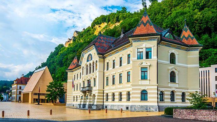 Liechtenstein Guttenberg