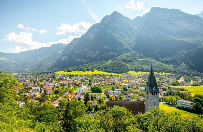 capital de Liechtenstein