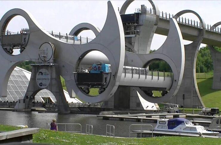 maravillas de la ingeniería moderna