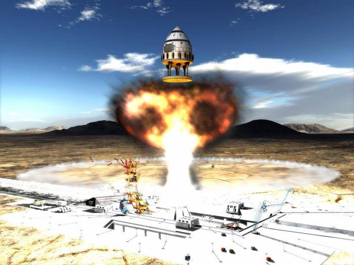 naves bombas atomicas