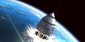 naves espaciales del futuro