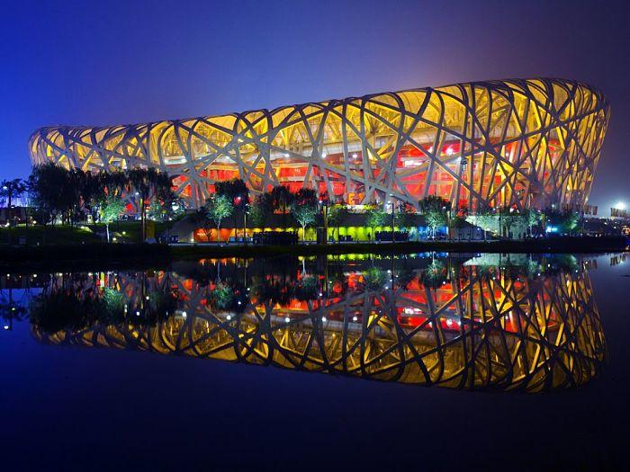 nido de pajaro Beijing