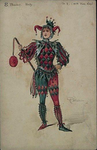 bufones y juglares