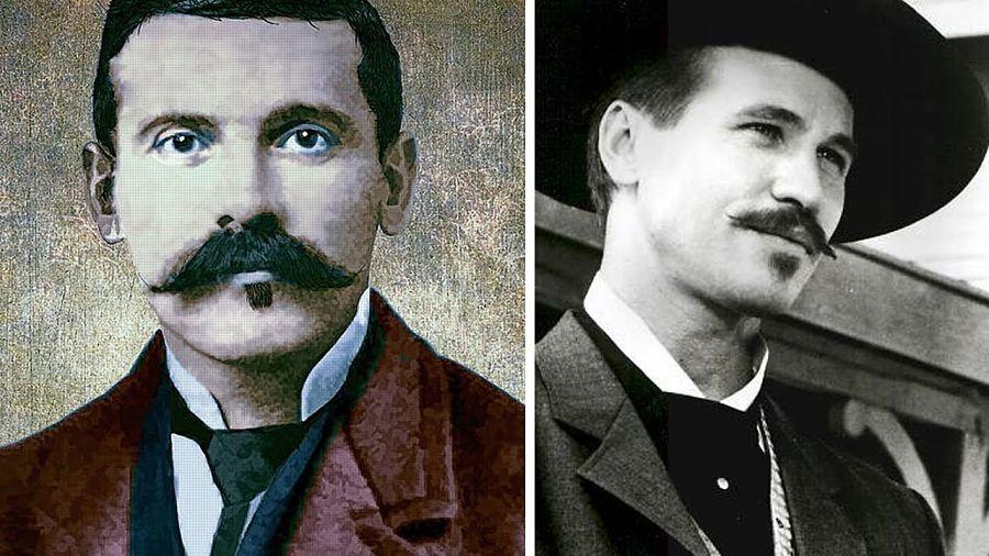 Doc-Holliday Val-Kilmer