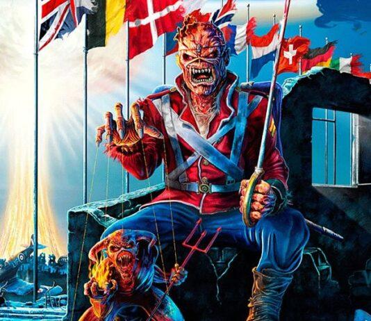 Iron Maiden El número de la bestia