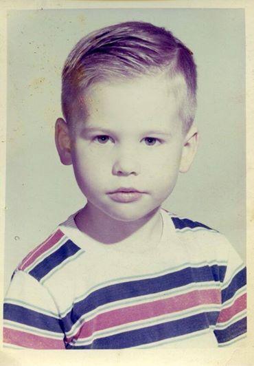 Val Kilmer de niño