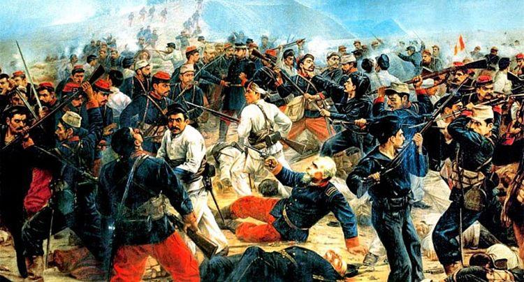 guerra bolivia chile
